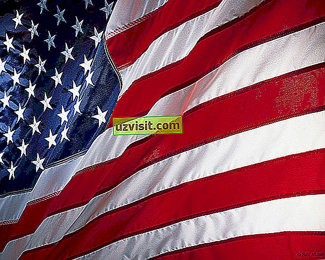 Signification du drapeau des États-Unis