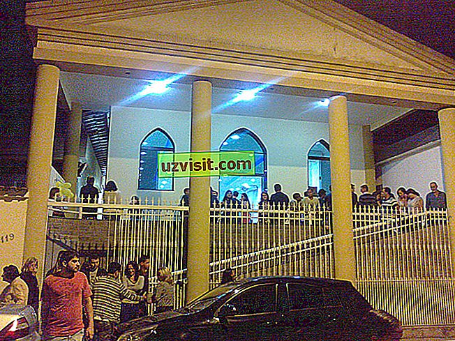 splošno - Baptistična cerkev