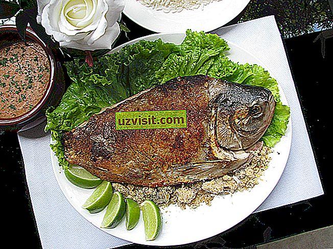 Риба на Великден