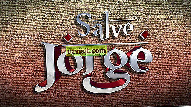 splošno - Salve Jorge
