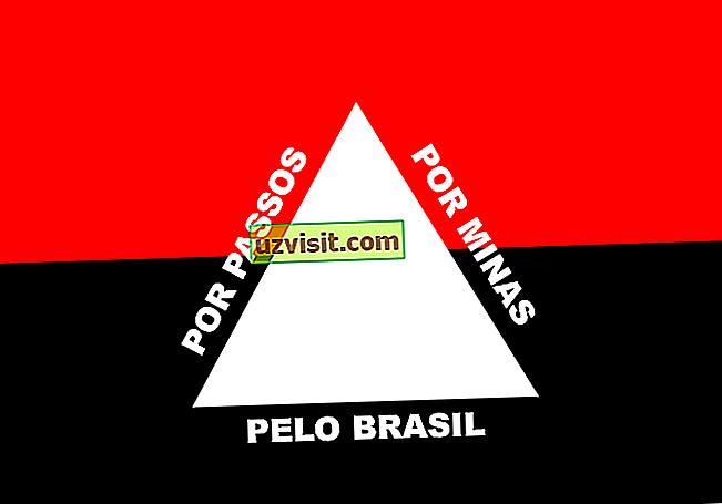 Significato di Minas Gerais Flag
