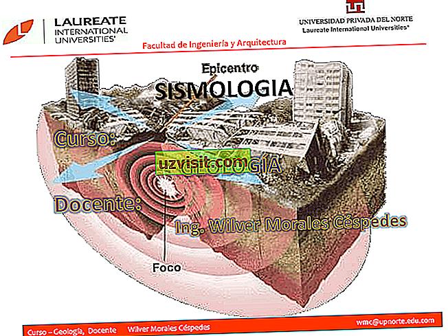 vispārīgi - Seismoloģija