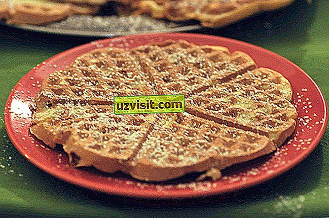 Waffle și wafer