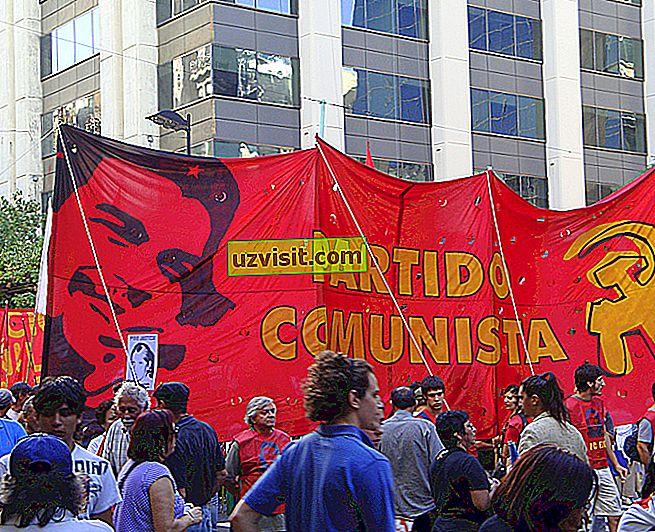 obecně - Komunistický