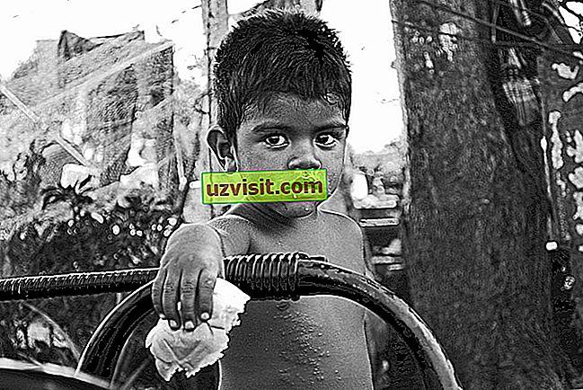 všeobecný - Význam chudoby