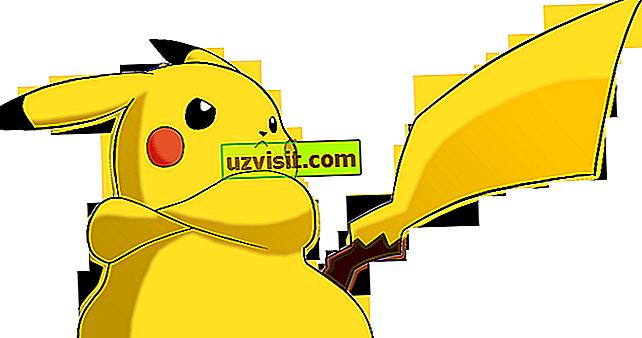 général: Pikachu