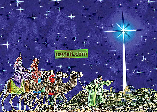bendra: Betliejaus žvaigždė