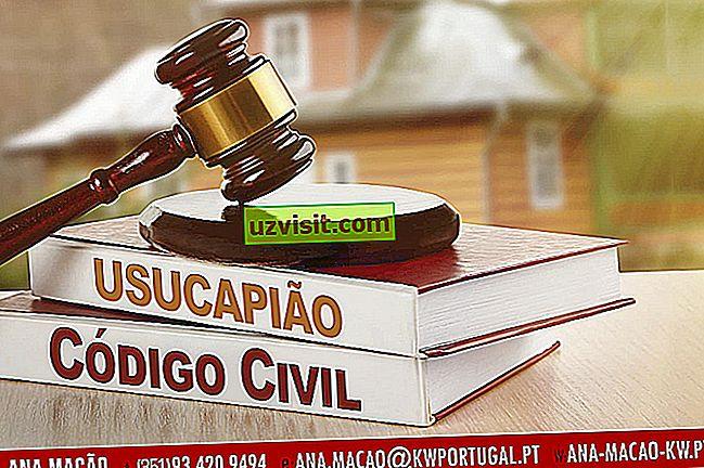 Usucapião - obecně - 2019