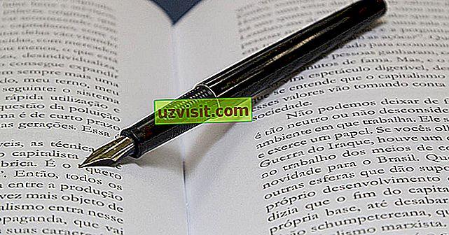 Eksempler på formatering av ABNTs regler og forskrifter for akademiske arbeider