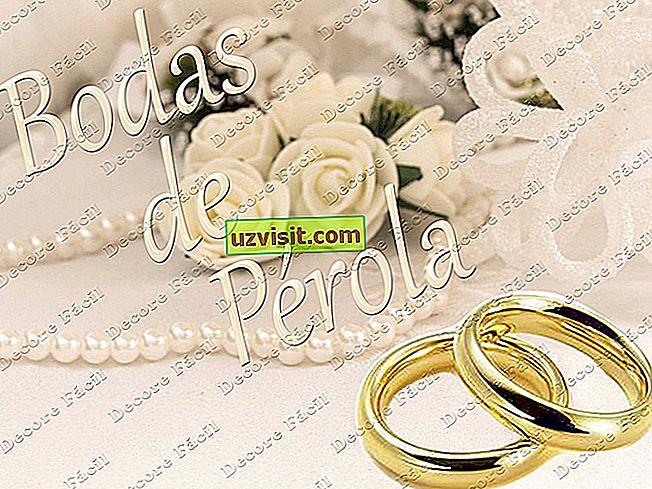 Pearl bröllop