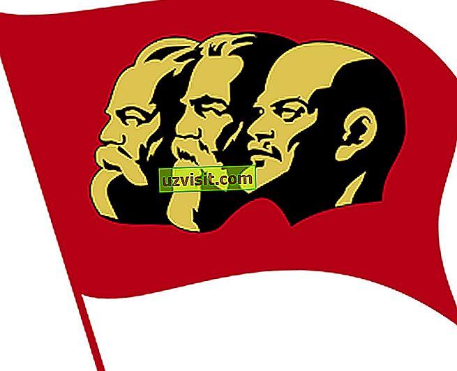 Marksistički socijalizam
