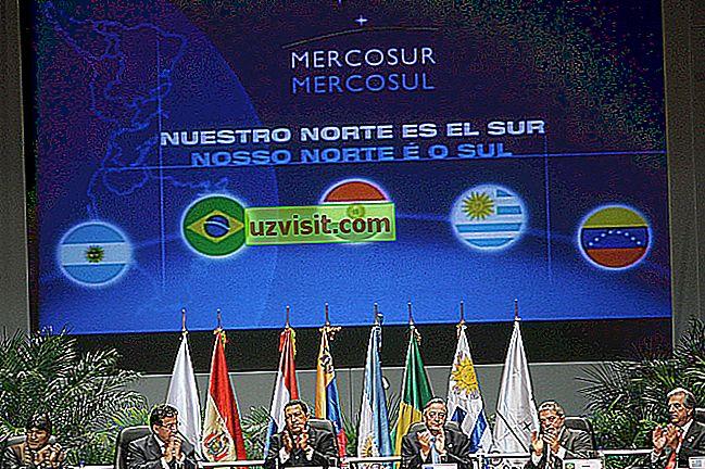 vispārīgi: Mercosul