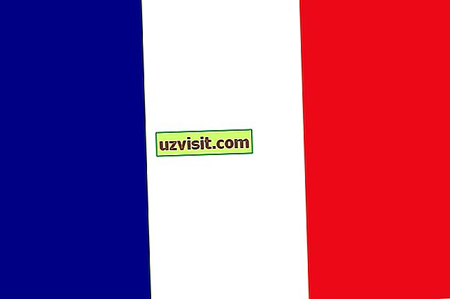 Značenje francuske zastave