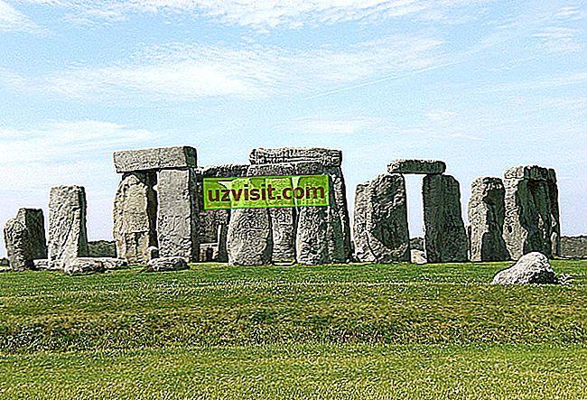 Stonehenge - bendra