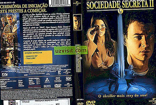 opći: Tajno društvo
