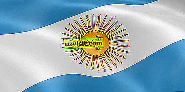 Značenje argentinske zastave