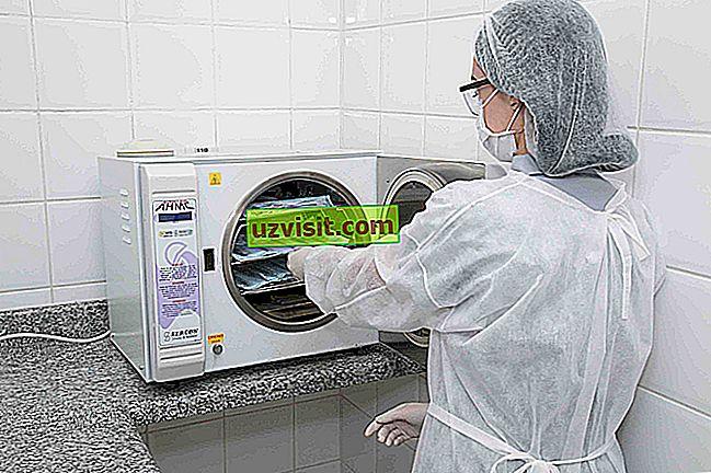 sterilizácie