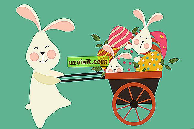 общ: s Великденски символи