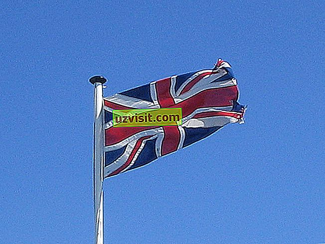 Makna Bendera England