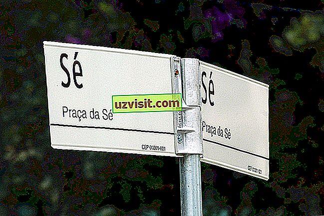 opći - Javno mjesto