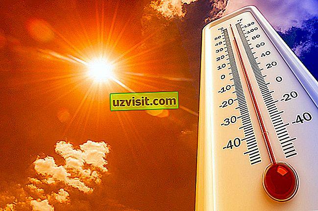 splošno: Toplota