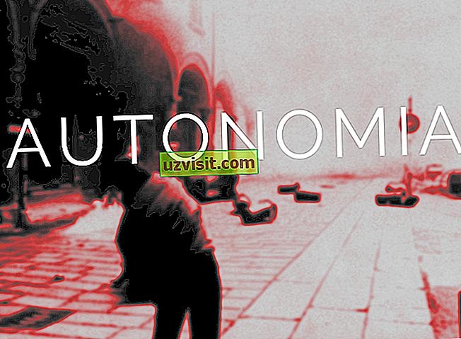 Autonoomia