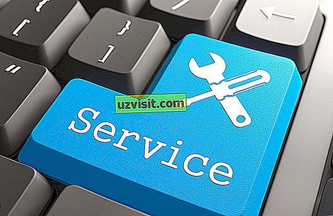 Paslaugų tarnyba