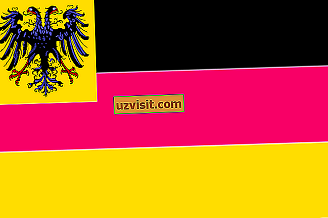 общ - Значение на германския флаг