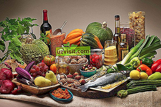 üldiselt: Dieet