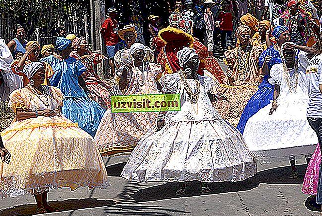 splošno - Pomen afro-brazilske kulture