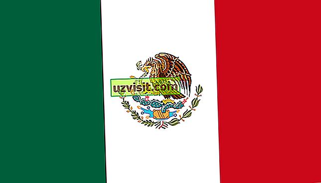 Makna Bendera Mexico