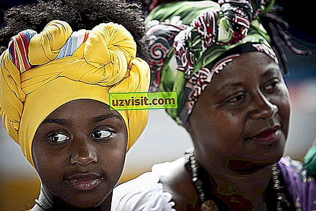 bendra - Afrodescendant