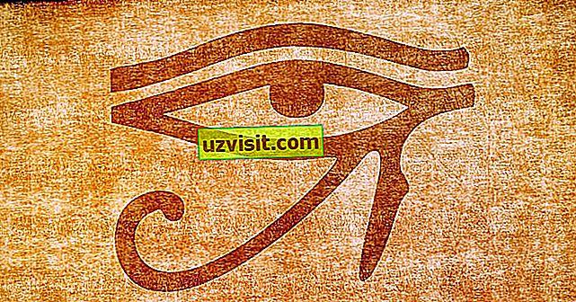 splošno: Horusovo oko