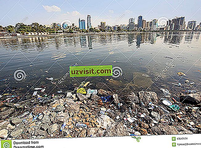 splošno - Onesnaževanje okolja