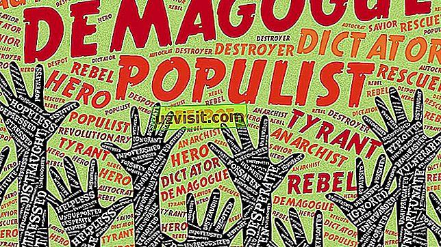 vispārīgi - Populisms