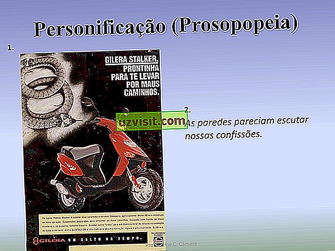lingua - prosopopoeia