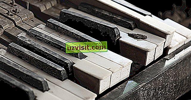 Korjauksen ja konsertin välinen ero