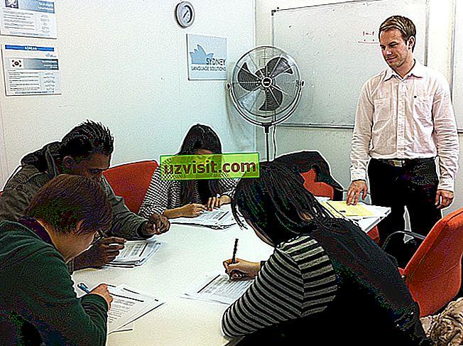 lingua - Classe grammaticale