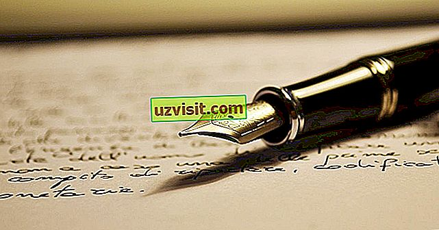 Puisi, puisi, prosa dan sonet - bahasa
