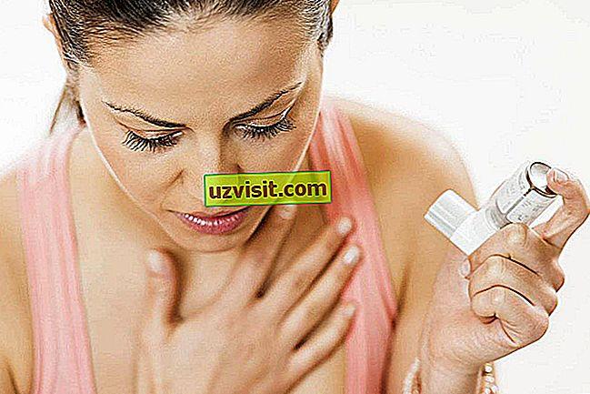 Astma - zdravila
