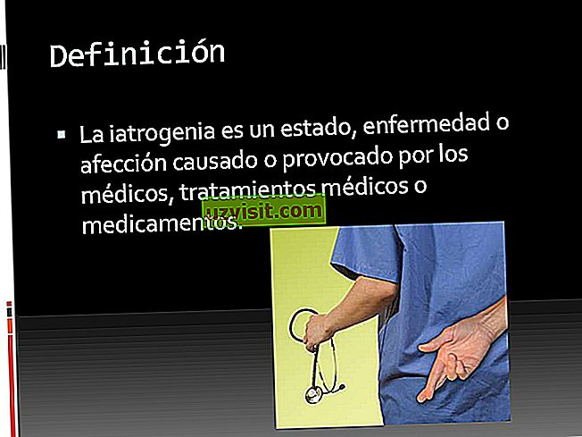 Medizin - Iatrogenie