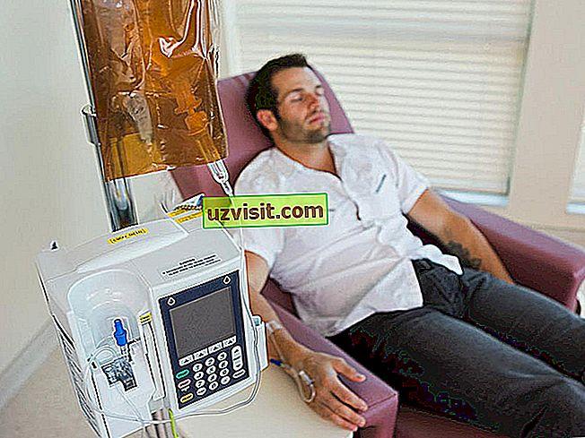 chemioterapia - medicina