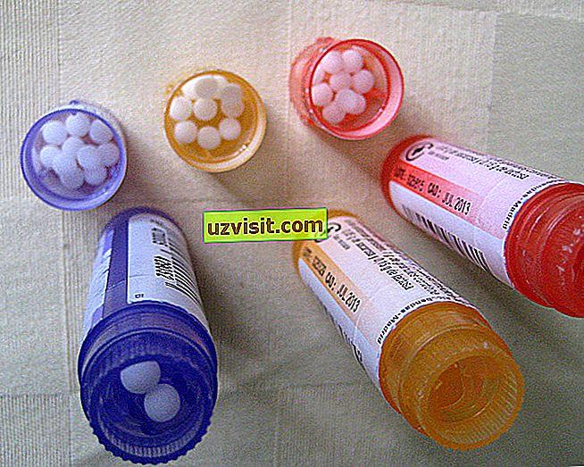 omeopatia - medicina