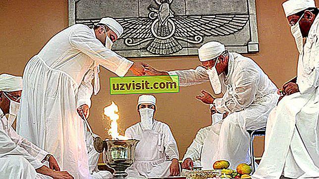 Zoroastrianismen - religion