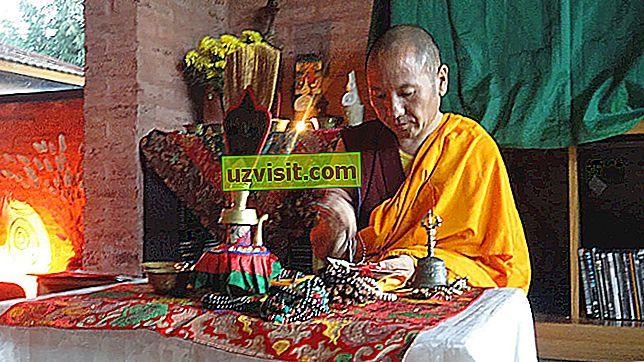 チベット仏教 - 宗教的な