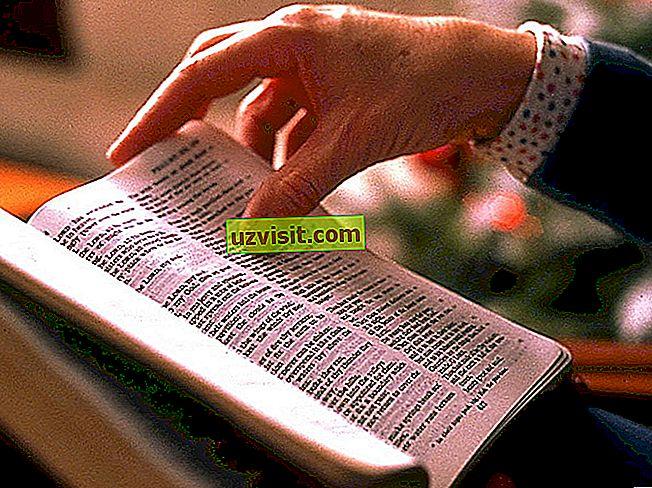 الكتاب المقدس - دين