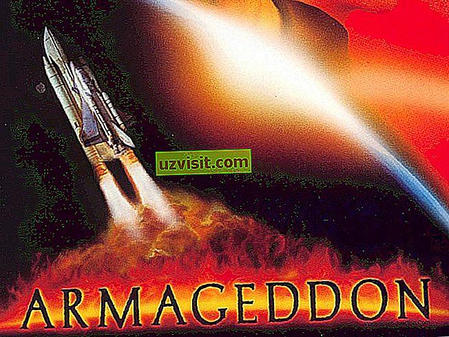 religinės: Armagedonas