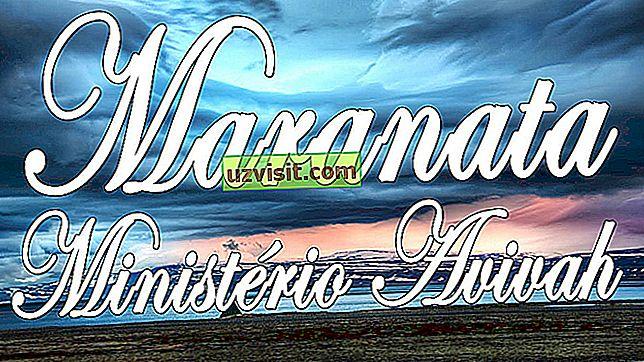マラナータ - 宗教的な