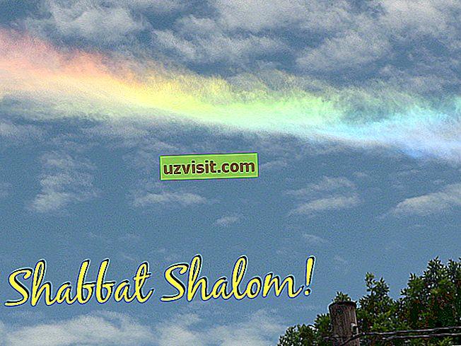 Схаббат Схалом - религиозни