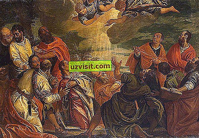 ペンテコステ - 宗教的な
